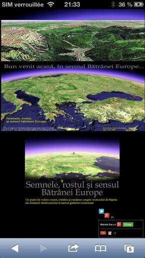 Bătrâna Europă